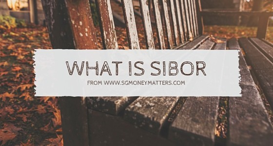 What is Sibor and how much is the rate now