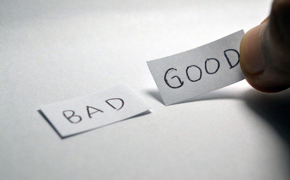 good-bad-decision